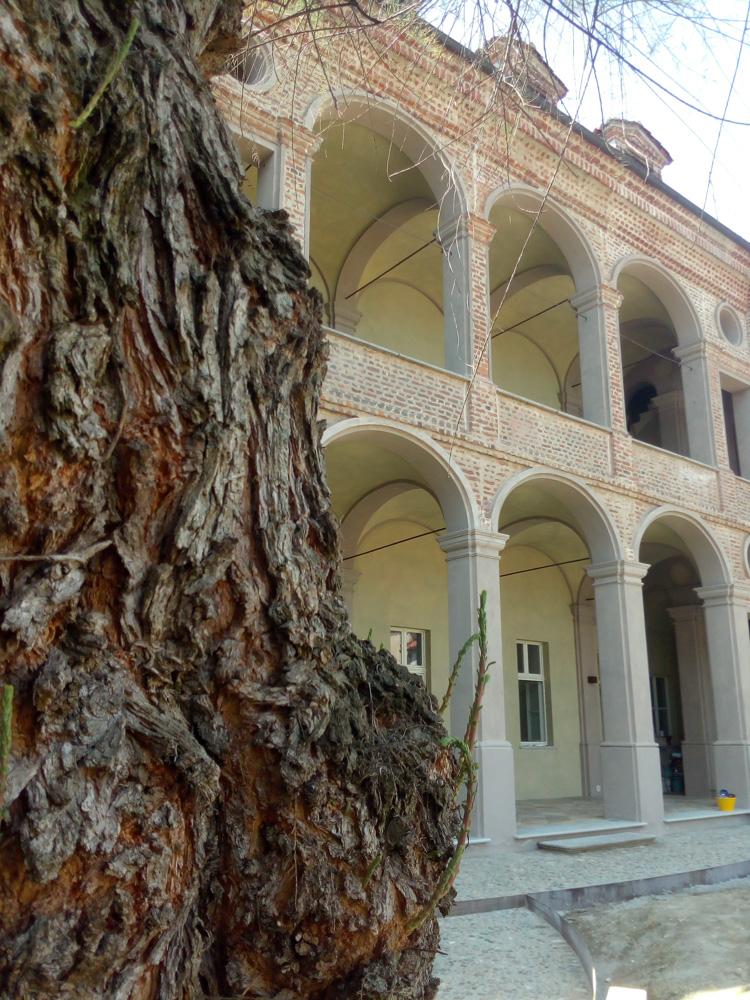 Casa nobiliare settecentesca